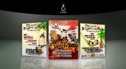 Campagne : Festival Le Boeuf Rigoolo