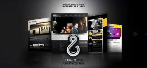 8 LIGHTS WEB