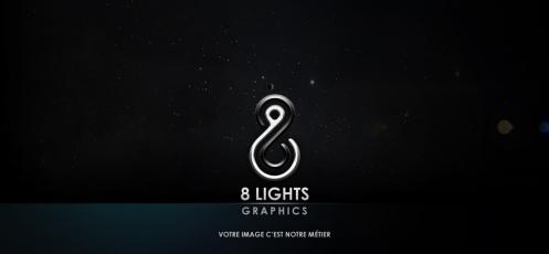 8 Lights graphics