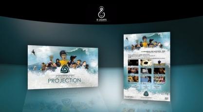 projection APAB