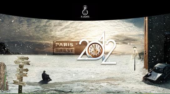 Paris brest 2012